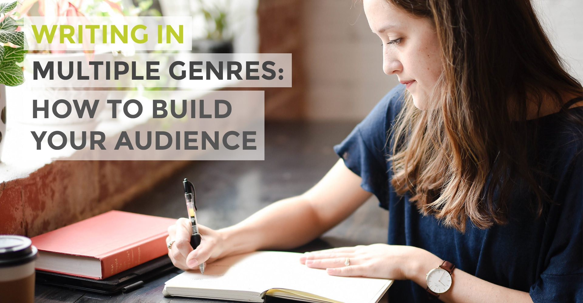 write different genres how to build audience